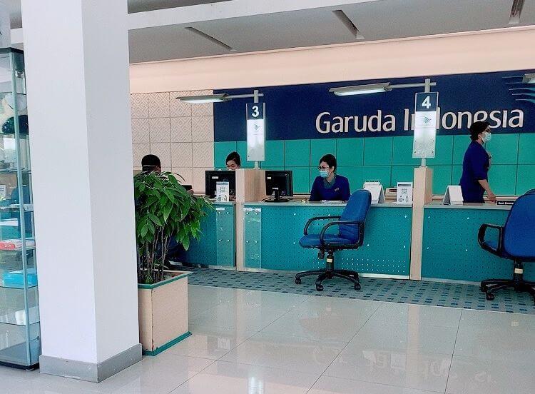 ガルーダインドネシアオフィス